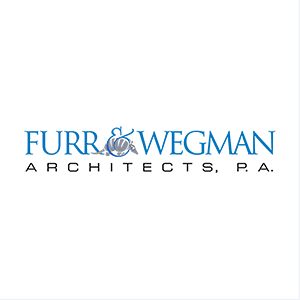 Furr & Wegman Architectural Firm Logo Design